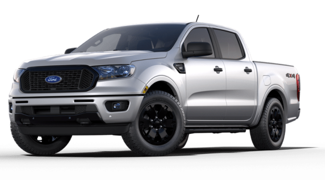 New 2019 Ford Ranger XLT Truck near Jackson Township